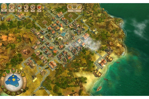 Free Download PC Games Anno 1701 Gold Edition - Expansion ...