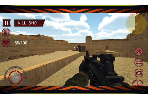 Counter Terrorist Attack 3D - Android Apps on Google Play