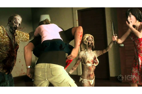 Dead Island: Official Trailer in Reverse Order ...