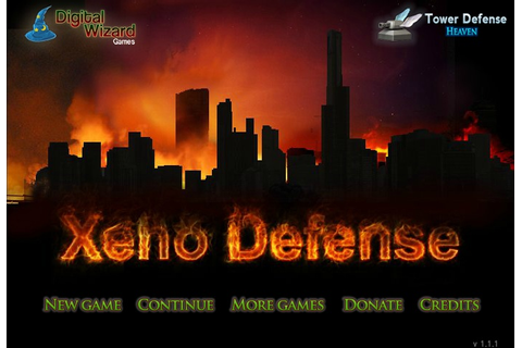 Xeno Defense Hacked (Cheats) - Hacked Free Games
