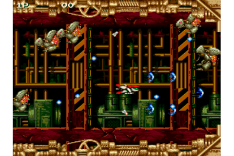 Heavy Unit, Arcade Video game by Taito (1988)