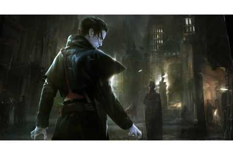 E3 2016: Vampyr PS4 Gameplay Bleeds Atmosphere - Push Square