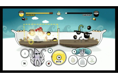CGR Undertow - CHICK CHICK BOOM for Nintendo Wii Video ...