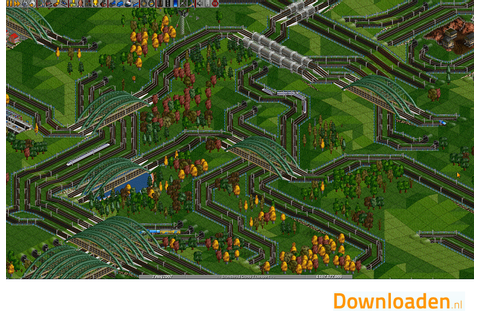 OpenTTD Downloaden - Gratis Spel Open Transport Tycoon Deluxe