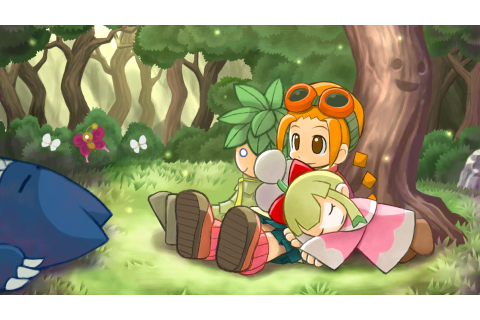 Gurumin A Monstrous Adventure | PC video game | Video ...