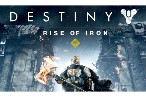 Destiny: Rise of Iron Review | Middle Of Nowhere Gaming