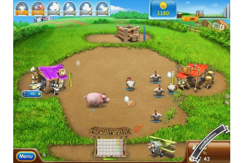 Farm Frenzy 2 - PC Game Download Free Full Version