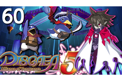 Disgaea 5: Alliance of Vengeance [part 60] - Gorgeous 3 ...
