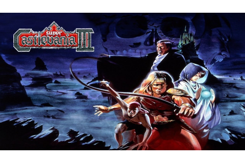 Castlevania III : Dracula Curse - Fan game remake - YouTube