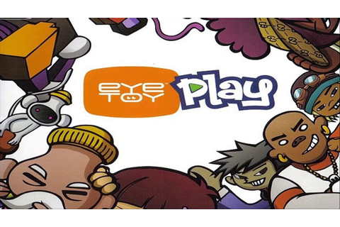 Drakim's VGM 477 - EyeToy: Play - Monkey Mania - YouTube