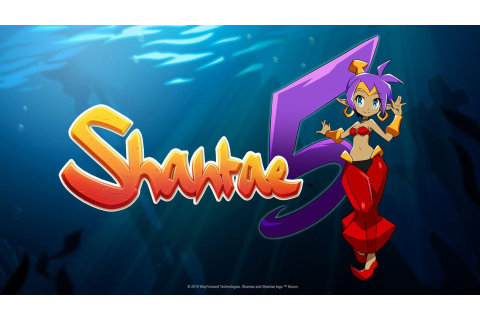 Shantae And The Seven Sirens Wallpapers - Wallpaper Cave