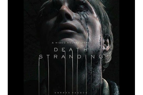 Death Stranding Gameplay Ps4 - YouTube