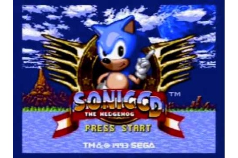 Sonic CD Game Music: Track 31 (Game Over Screen) - YouTube