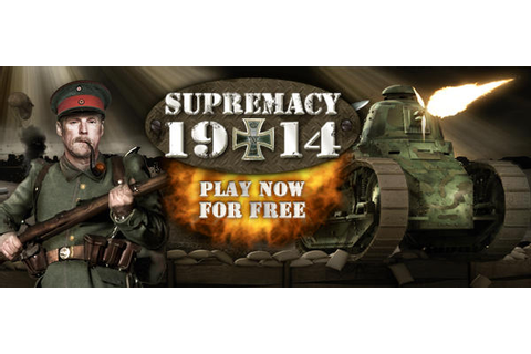 Reviews for Supremacy 1914 browser game