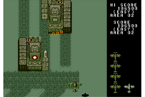 Download Twin Hawk (Genesis) - My Abandonware