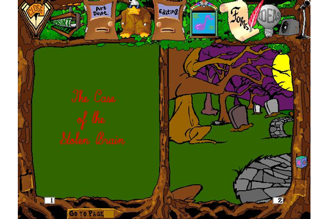 Wiggins in Storyland Download (1995 Educational Game)