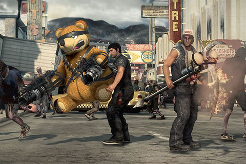 'Dead Rising 3' gets a massive 13GB patch - The Verge