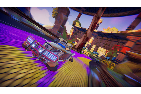 Co-Op Racing Game Trailblazers Announced For PC And ...