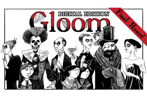 Gloom: Digital - A delightfully miserable PC card game by ...
