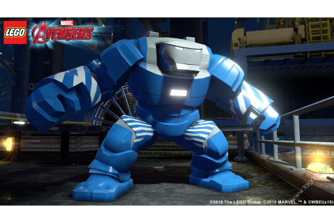 LEGO MARVEL's Avengers - Download Free Full Games | Arcade ...