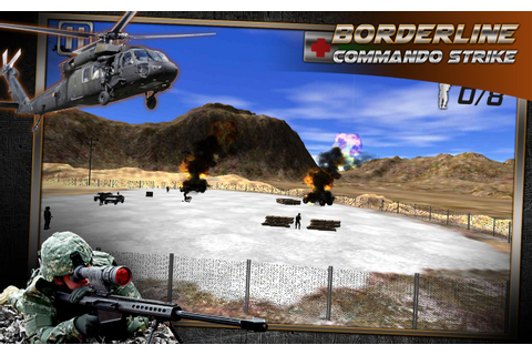Borderline Commando Strike - Android Apps on Google Play