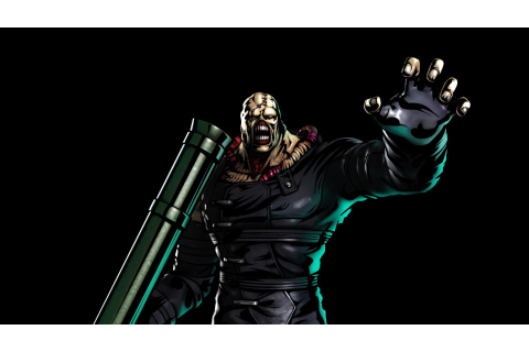 Resident Evil 3: Nemesis Full HD Wallpaper and Background ...