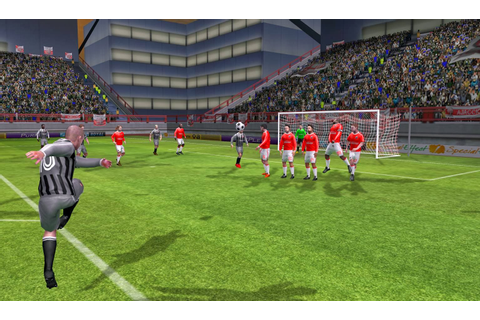 Dream League Soccer 1.55 MOD APK+DATA (Unlimited Gold Coins)