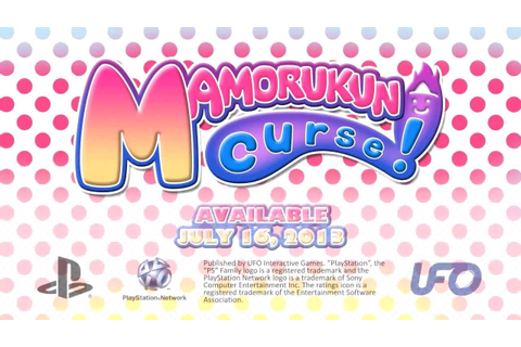 Mamorukun Curse! - Gameplay Trailer - YouTube