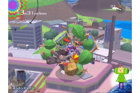 Game Room: Stuck on Katamari Damacy | PCWorld
