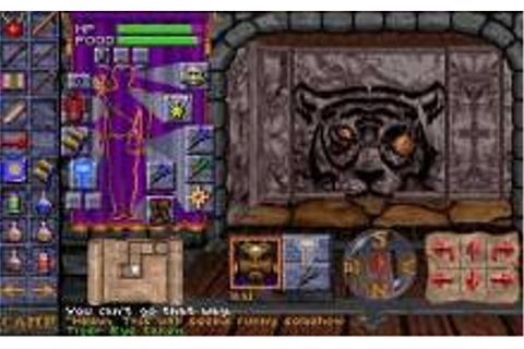 Dungeon Hack Download (1993 Role playing Game)