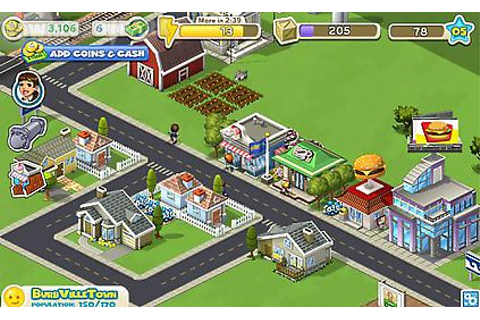 Cityville Android Game free download in Apk