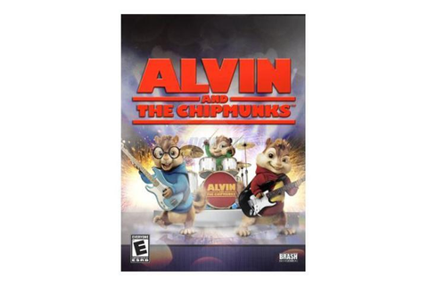 Alvin & The Chipmunks PC Game - Newegg.com