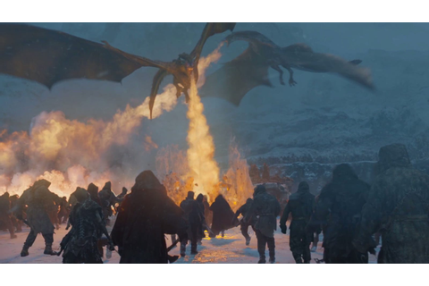 Game Of Thrones Finally Pits Ice Against Fire