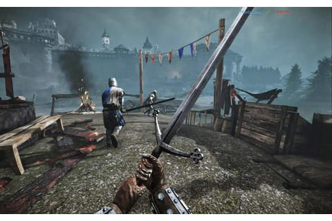 Chivalry Medieval Warfare PC torrent - Pcgamecloud