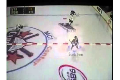 NHL FaceOff '99 Tournament 1 Part 9 - YouTube