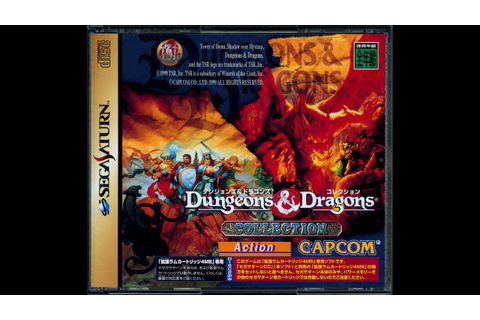 Dungeons and Dragons Collection (Mini-Review & Impressions ...