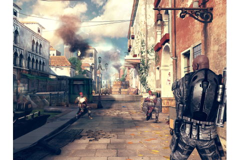 Gameloft posts new screenshots of Modern Combat 5: Blackout