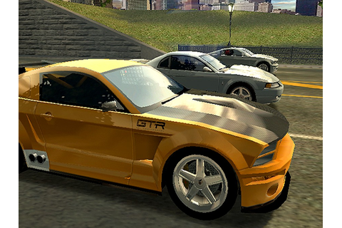 Ford Mustang: The Legend Lives PS2 108MB Highlycompressed ...