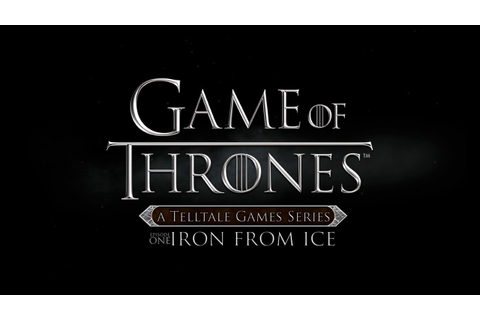 Game of Thrones: A Telltale Games Series - Teaser Trailer ...