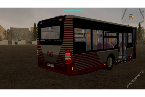 Bus Simulator 2012 - Download Free Full Games | Simulation ...