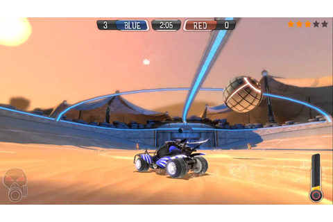 Supersonic Acrobatic Rocket-Powered Battle-Cars | PS3 ...