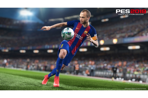 Pro Evolution Soccer 2018 announced - Gematsu