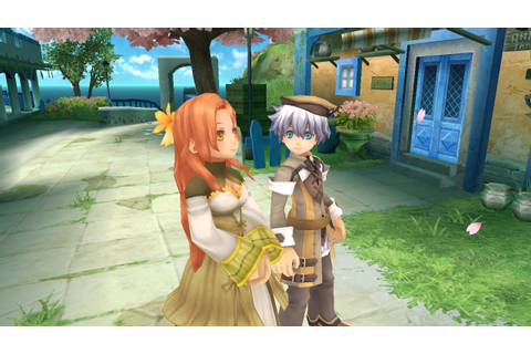 Rune Factory: Tides of Destiny | First Hour Review | The ...