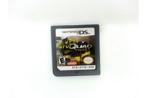 ATV Quad Frenzy game for Nintendo DS (Loose) | The Game Guy
