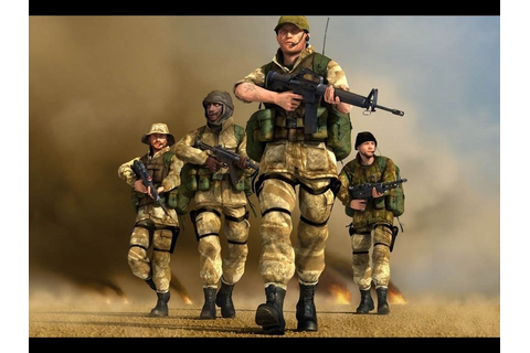 Conflict Desert Storm 2 Game - Free Download PC Games and ...