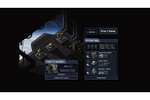 Into The Breach Review - Turn-based Pixel Art Pacific Rim ...