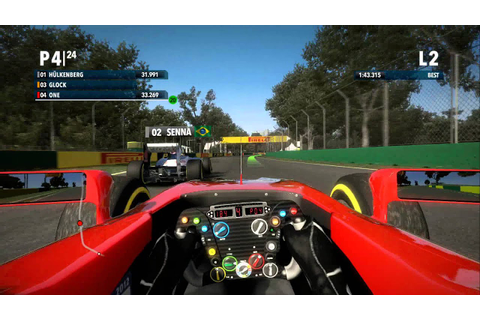 F1 2013 Gameplay - YouTube