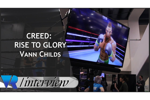 Play Adonis Creed in VR game Creed: Rise to Glory - YouTube