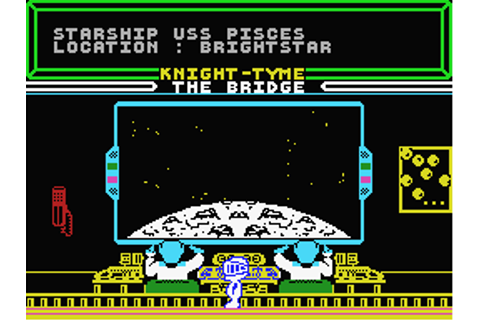 Game Classification : Knight Tyme (1986)