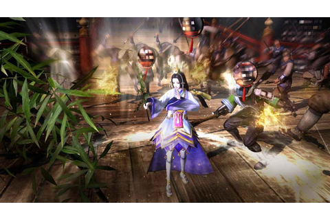 Warriors Orochi 4 Coming To PS4 In 2018 - PlayStation Universe
